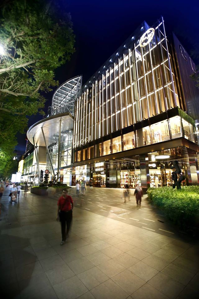 Ảnh: FB Paragon Shopping Centre